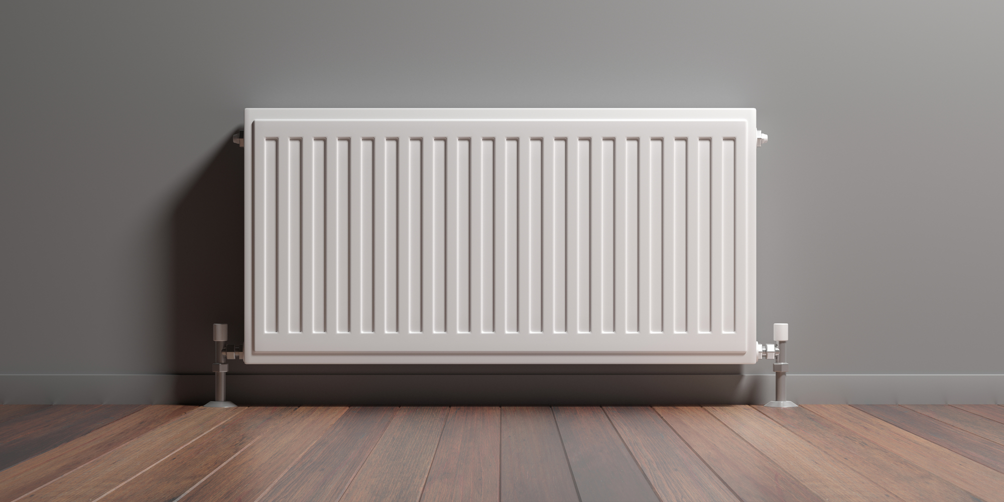 How to paint behind a radiator