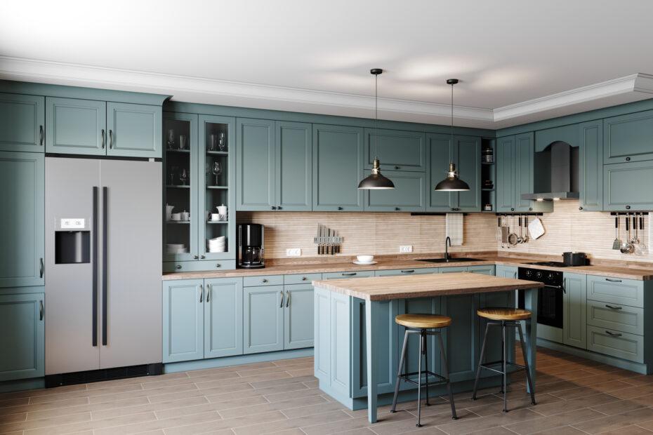 Paint colours for your kitchen