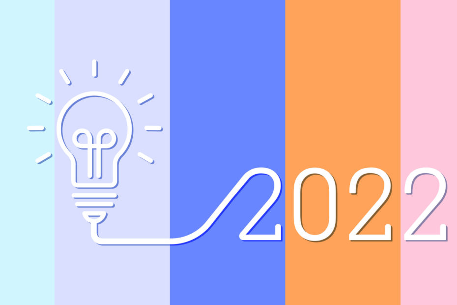 Get ready for the 2022 colours
